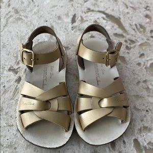 Salt Water Sandals by Hoy